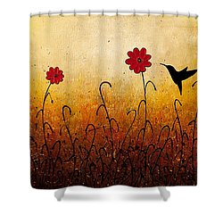 Sweet Inspiration Shower Curtain
