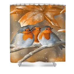 Sweet Nature Shower Curtain