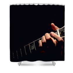 Shower Curtain featuring the photograph Sweet Sounds by John Stuart Webbstock