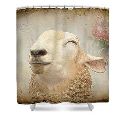 Sweety Pie Shower Curtain