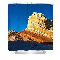 Swirl Shower Curtain by Chad Dutson