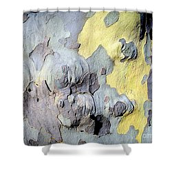 Sycamore Camouflage Shower Curtain
