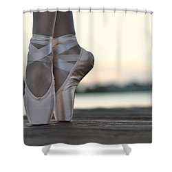 Sylph Shower Curtain