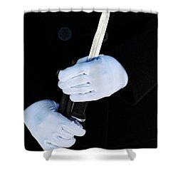 Symbol Shower Curtain