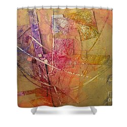 Symphony I Shower Curtain
