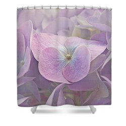 Symphony In Purple Shower Curtain