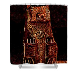 T O B Y Shower Curtain