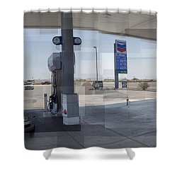 Tacna Gas Shower Curtain