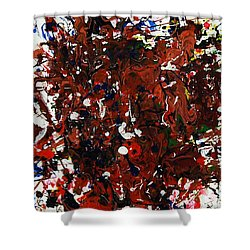 Take Five Shower Curtain