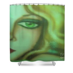 Tangled - Abstract Shower Curtain