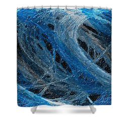 Tango Of The Lights 1 Shower Curtain