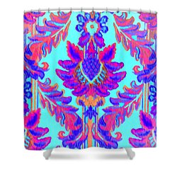 Tapestry Shower Curtain by Bill Cannon