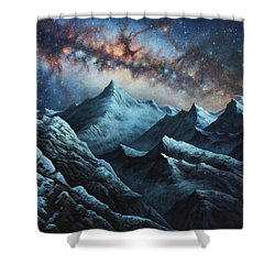 Tapestry Of Time Shower Curtain