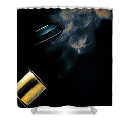 Tea For One Part Two Shower Curtain by Bob Orsillo