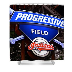 Team Spirit Shower Curtain by Frozen in Time Fine Art Photography