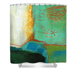 Teeny Tiny Art 110 Shower Curtain by Jane Davies