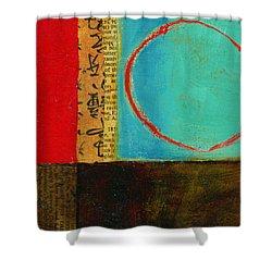 Teeny Tiny Art 113 Shower Curtain by Jane Davies
