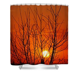 Shower Curtain featuring the photograph Tempo by Lorenzo Cassina