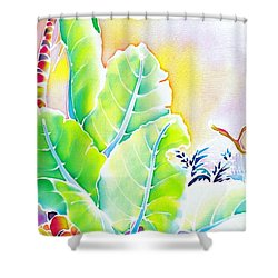Tender Evening Shower Curtain