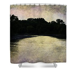 Tender Sundown Shower Curtain