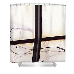 Tendrils Shower Curtain by Margie Hurwich