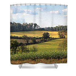 Tennessee Valley Shower Curtain