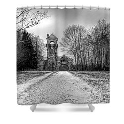 Testimonial Gateway Tower Shower Curtain