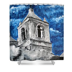 Mission San Jose Shower Curtain