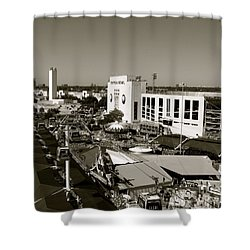 Texas State Fair II Shower Curtain