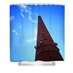 Textile Legacy Shower Curtain by Greg Simmons