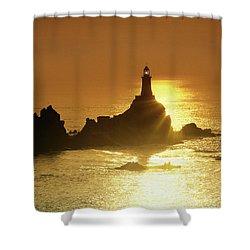 The Light Shower Curtain