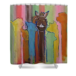 Thank You All For Coming Shower Curtain