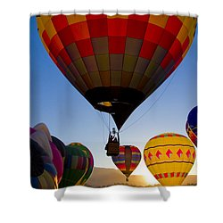 That A Way Shower Curtain by Gary Holmes