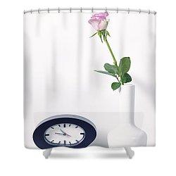 The 60s Style Shower Curtain by Joana Kruse