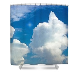 Appearance Of Daylight Shower Curtain