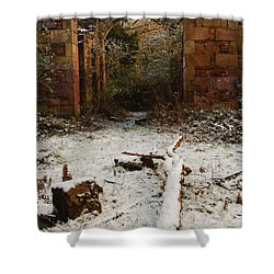 Niddrie Home Shower Curtain