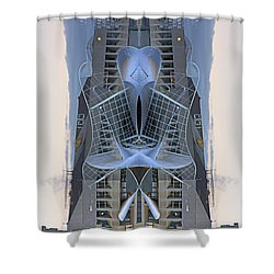 The Art Gallery Shower Curtain