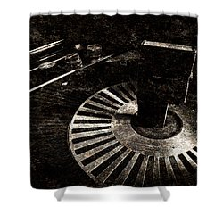 The Art Of Music Shower Curtain