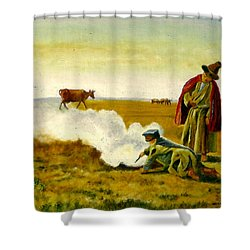 The Autumn Shower Curtain