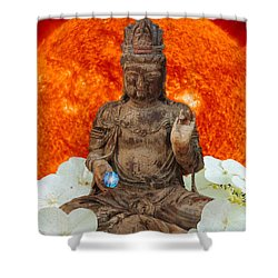 The Awakening  C2014 Shower Curtain