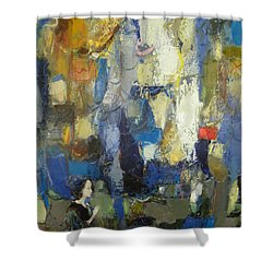 The Beautiful Venetian Shower Curtain