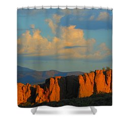 The Beauty Of Arizona Shower Curtain