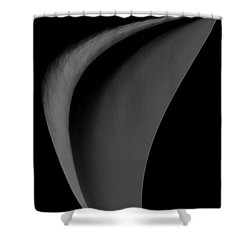 Beauty Of Simplicity Shower Curtain