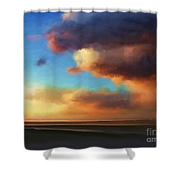 The Best Of The West Shower Curtain