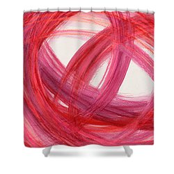 The Best Way Out Shower Curtain by Kelly K H B