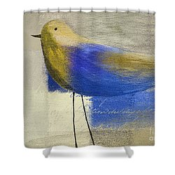 The Bird - J100124164-c21 Shower Curtain