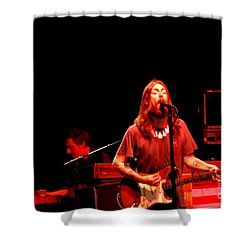 The Black Crowes Shower Curtain