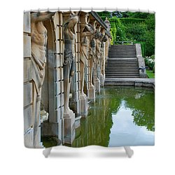 The Blenheim Six Shower Curtain
