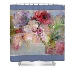 The Bouquet Shower Curtain
