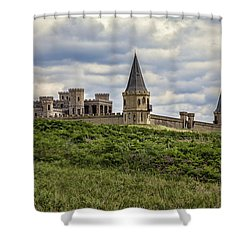 The Castle - Versailles Ky Shower Curtain